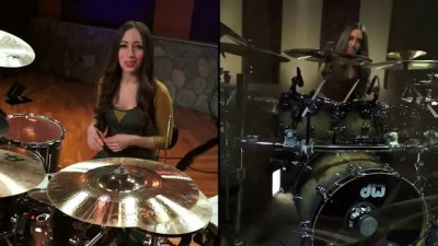 SLIPKNOT - EYELESS - DRUM COVER BY MEYTAL COHEN