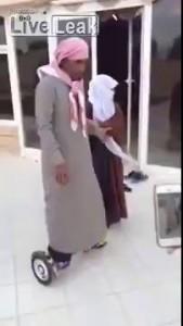 Когда арабу наскучил верблюд
