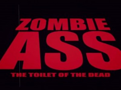 Zombie ass - The toilet of the dead
