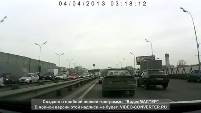 Замес с бетономешалкой Accident with a concrete mixer
