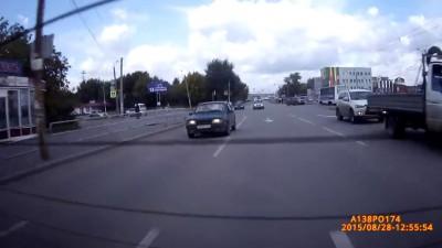 Пешеход дебилоид