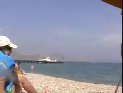 Йипун-трава - нв крымском пляже
