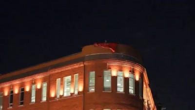 Водружение Знамени Победы на Красный Октябрь