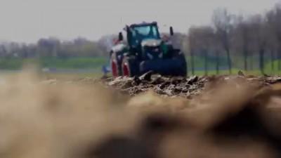 Ploughing with an Fendt 939 & 9- furrow Lemken Diamant 11 | Van Dijck Groenteproducties