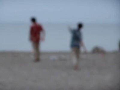 Наркоманы на пляже