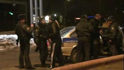 Гопота и полиция в Саратове.