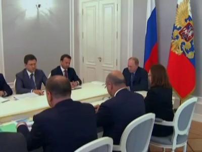 Путин и лучина