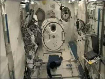 космонавты не всегда серьёзные