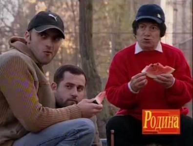 Рекламный ролик Рогозина