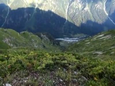 Красоты Кавказа | Вид с горы