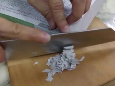 Японский поварский ножик