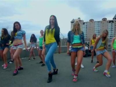 FORMA танцуют девочки
