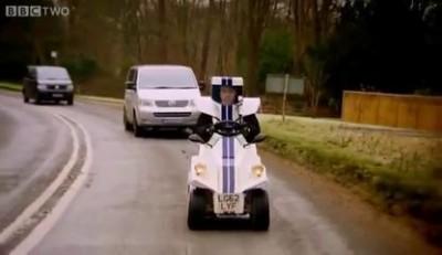 маленький автомобиль тест
