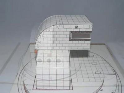 Постройка керамического конструктора Keranova Вилла Джульетта - 30217