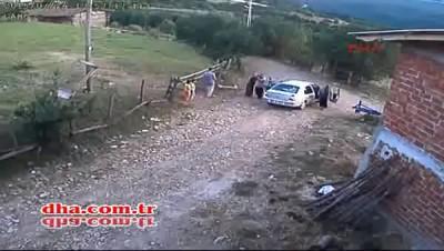 Сельские разборки