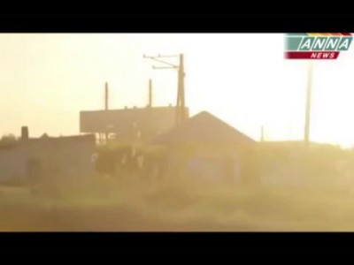 Война на Юго-востоке Украины. Песня ополченца ДНР.