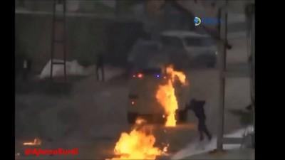 Курды против полиции