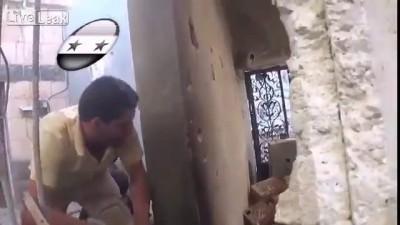 Сирийские сапёры-любители