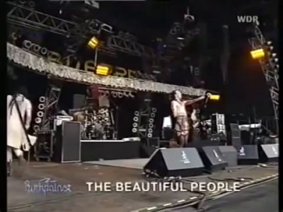 Marilyn Manson-The Beautiful People(Polka Version)