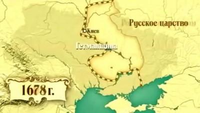 История Украины за одну минуту