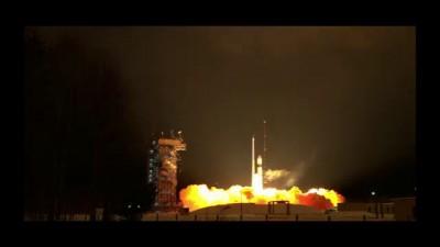 Пуск ракеты-носителя «Рокот» c КА Sentinel-3A с космодрома Плесецк