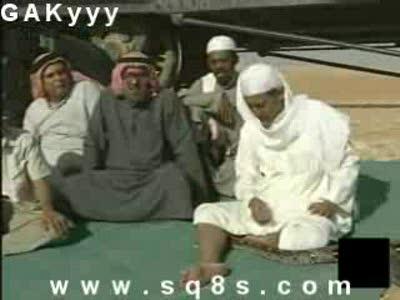 Арабы жгут