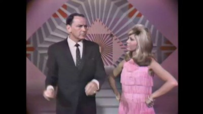 Frank Sinatra & Nancy Sinatra - Downtown/These Boots are Made for Walking (1966)