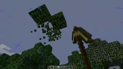 Minecraft - Бюджетный дом - Фундамент #1