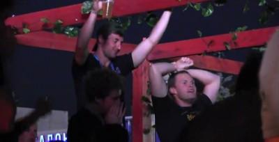 Пьяные ирландцы захватили автобус на Универсиаде