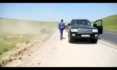 Авария в Ингушетии