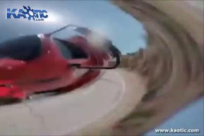 Авария глазами мотоцуиклиста
