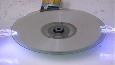 Быстрая очистка CD диска