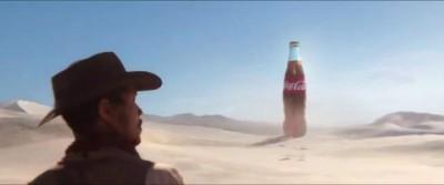 Coke Chase 2013 Ad