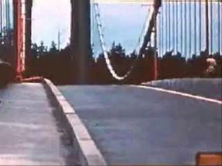 Разрушение моста в оклахоме
