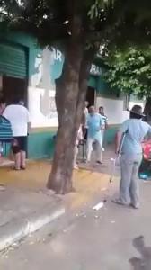 бразильянки вломили водиле