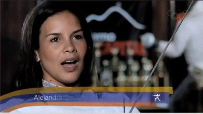 Nicolas Maduro Nombra Hermosa Venezolana Alejandra Benitez Como Ministra