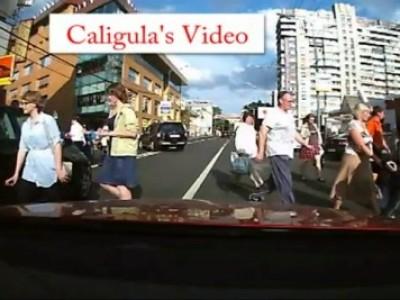 Пешеходы-самоубийцы