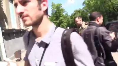 Павел Губарев отдал свой голос за Донецкую Республику