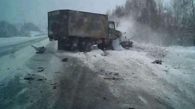 Смертельная авария в Свердловской области