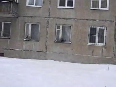 Прыжки из окна