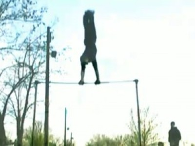 Best tricks on the bar, турник 2010-2011. (freerun, Turnikmen)