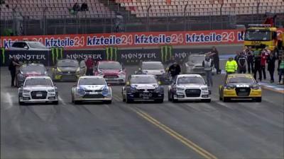 Linnerud 360 Recovery - Now With Onboard! Hockenheim RX - FIA World Rallycross Championship