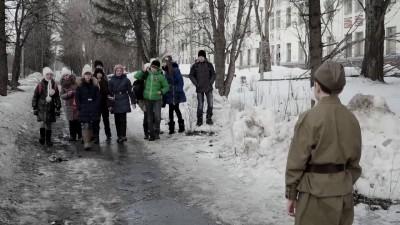 Самарский Ералаш про призрак 10-тилетнего солдата
