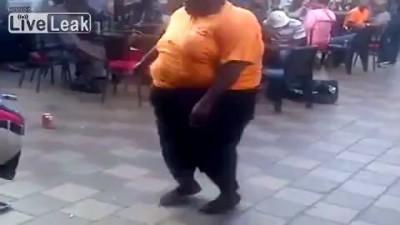 Толстый жжет