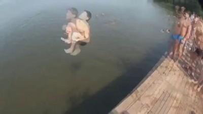Прыжок в воду Ожидание Реальность