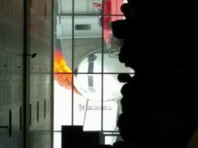 В международном аэропорту Актау произошла аварийная ситуация с пассажирским самолетом, прибывшим из