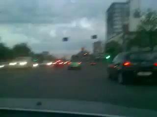Минск: женщина ехала по встречной и врезалась в Peugeot