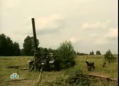 """Военное дело - Миномет """"Тюльпан"""""""