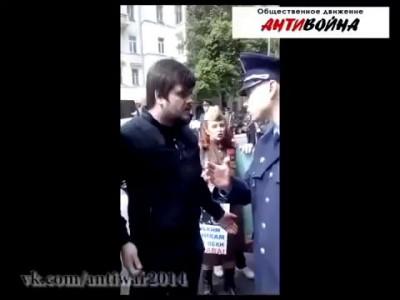 Киев 9 мая 2015 нападение на ветеранов!
