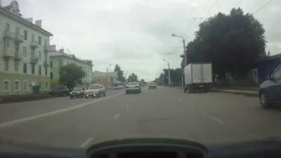 ДТП 29.07.14г Л-Кузнецкий